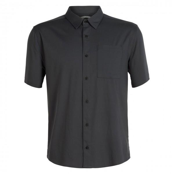 Herren Hemd Compass Shirt Merino