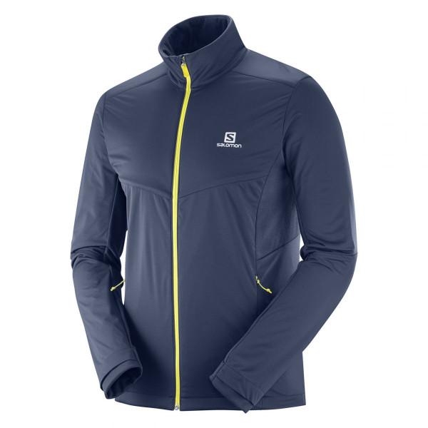 Herren Laufjacke Agile Warm Jacket M