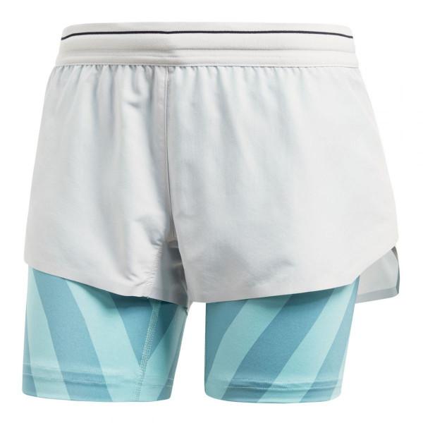 Damen Laufhose Agravic 2in1 Shorts