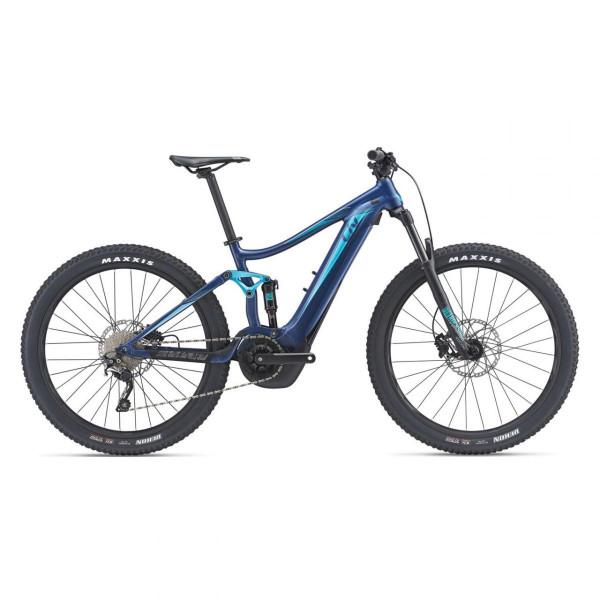 Damen E-Bike Mountainbike LIV Fully Embolden E+ 1