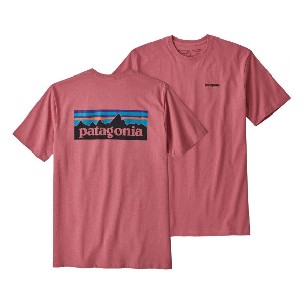 Herren T-Shirt P-6 Logo Responsabili-Tee