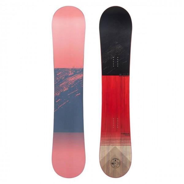Allmountain Snowboard Furious +