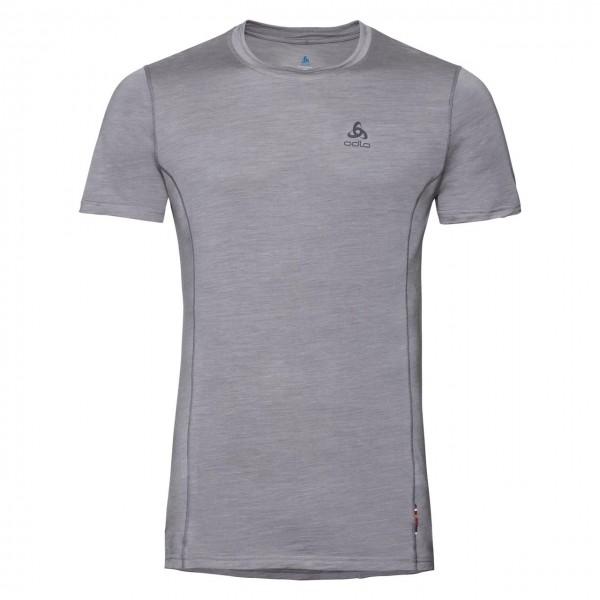 Herren T-Shirt Merino Natural + Light Suw