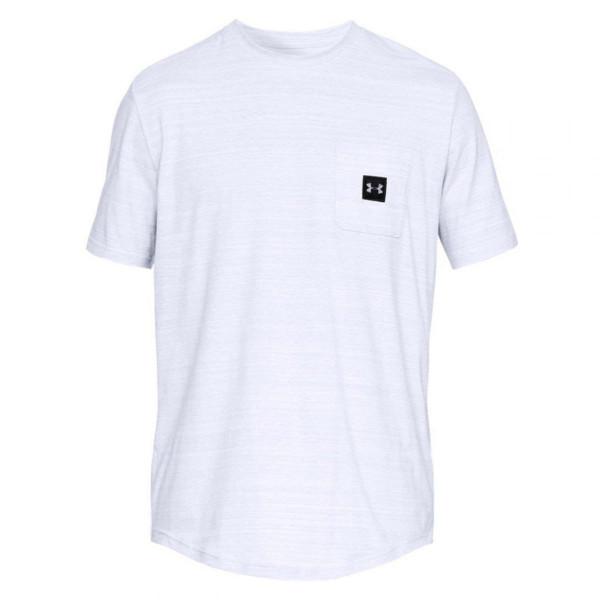 Herren Shirt Sportstyle Pocket T-Shirt