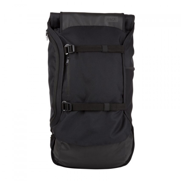 Rucksack Travel Pack Black Eclipse 38+7l