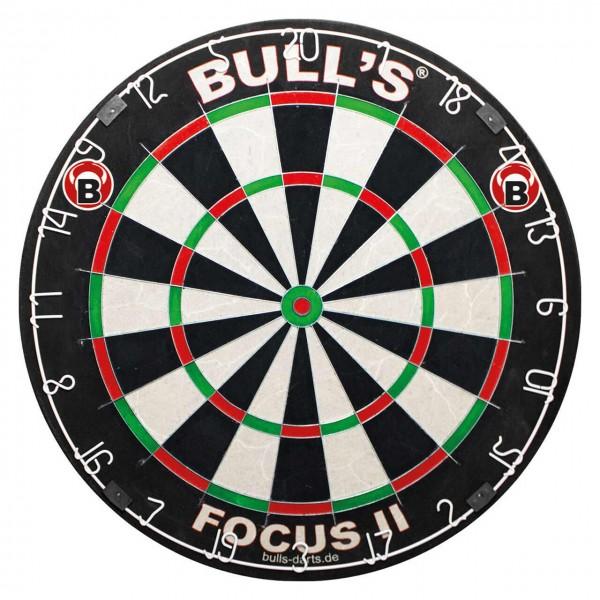 Dartscheibe Focus II Bristle Dartboard