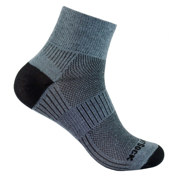 Herren Laufsocken Coolmesh II Quarter