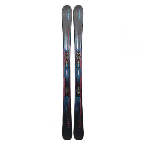 Damen Allmountain Ski Delight Sport + Bindung 2018/19