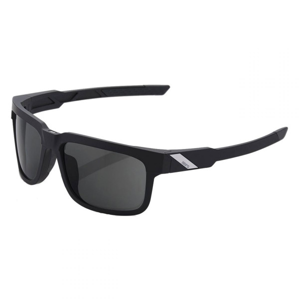 Sportbrille Type S Smoke Lens Soft Tact Black