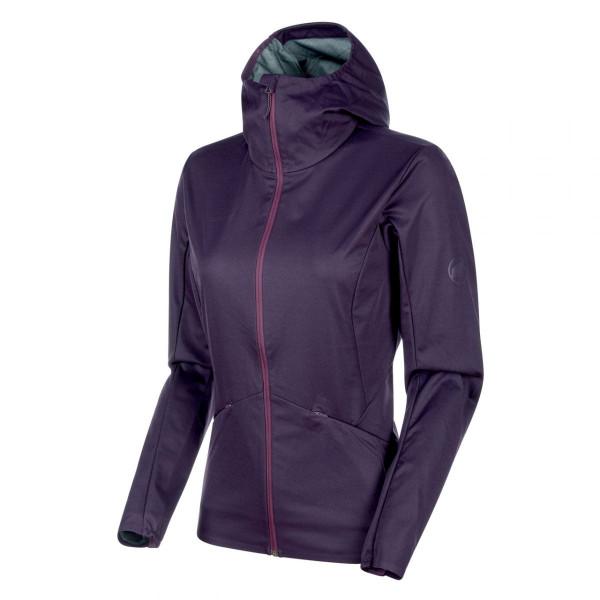 Damen Softshelljacke Ultimate V Tour SO Hooded Jacket