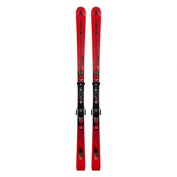 Race Ski Redster G9 + Bindung 2018/19