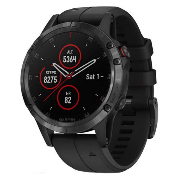GPS-Multisportuhr Fenix 5 Plus Saphire