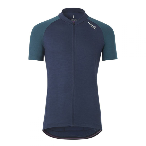 Herren Triathlon Radjacke DryRide Bike Jersey Short Sleeves
