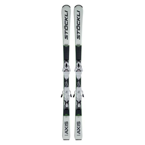 Allround Ski Axis Comp MC 20 + Bindung MC 11