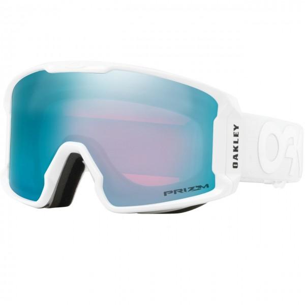 Skibrille Line Miner XM Whiteout