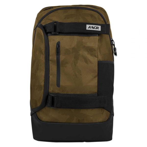 Rucksack Daypack Bookpack Palm Green