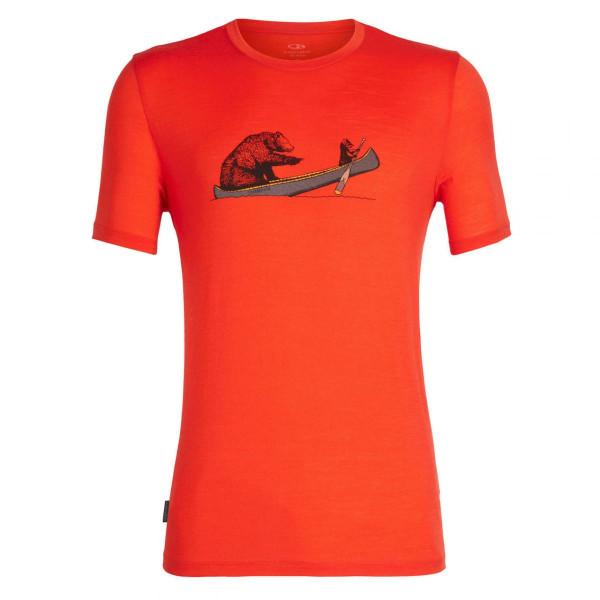 Herren T-Shirt Tech Lite Canoe Companions