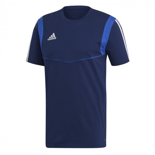 Herren T-Shirt Tiro 19 Blau