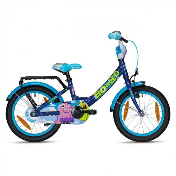 Kinder Fahrrad Bo & Ed 16 Zoll