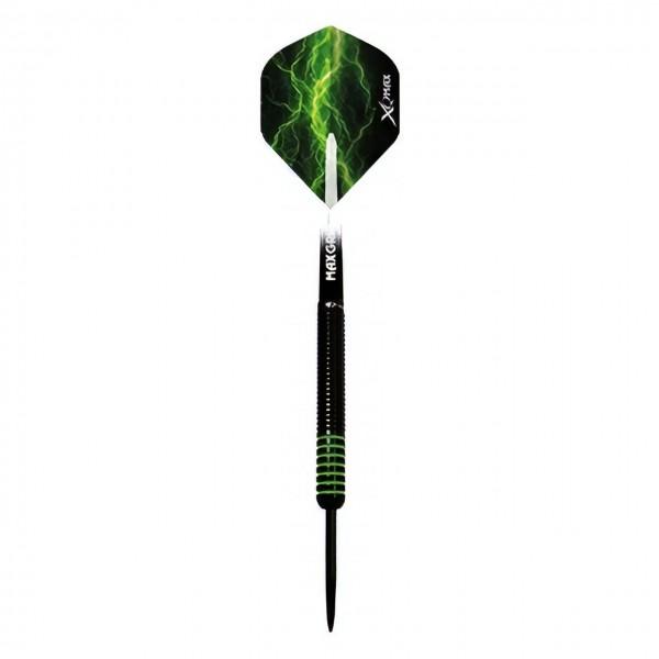 Dartpfeile Green Shadow Steel
