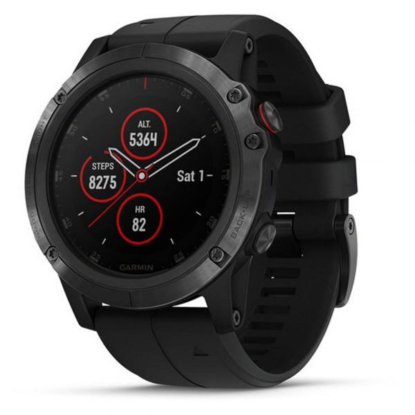 GPS-Multisportuhr Fenix 5 X Plus