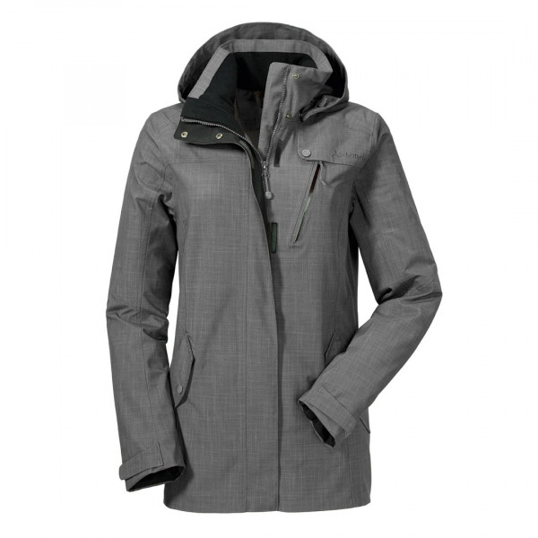 Damen Outdoorjacke Agnes 2