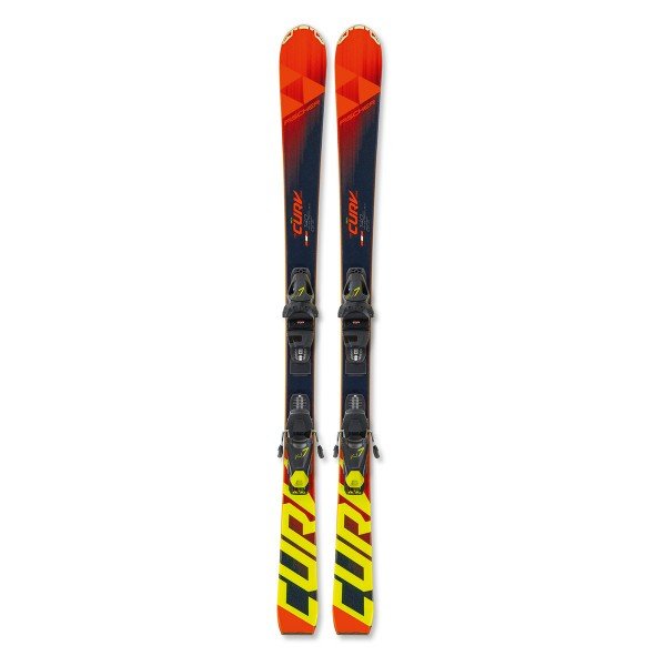 Kinderski RC4 THE CURV PRO SLR + Bindung FJ7 AC -