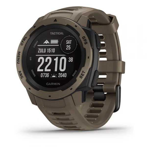 GPS Multisportuhr Instinct Tactical