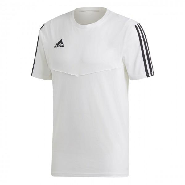 Herren T-Shirt Tiro 19 Weiß