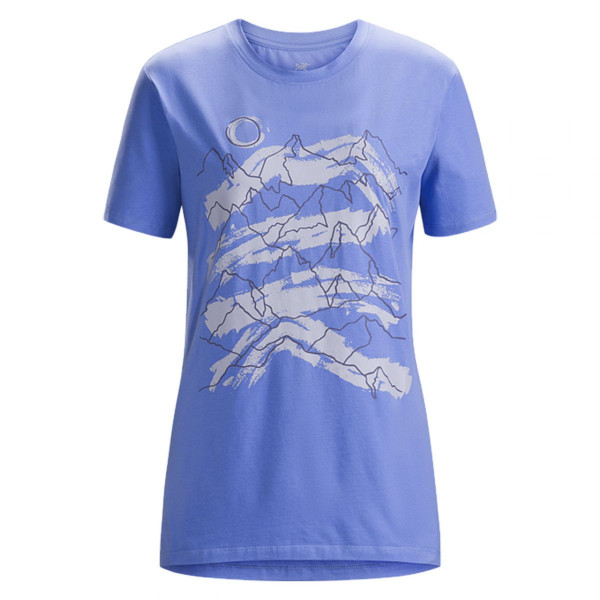 Playground T-Shirt SS Women´s cloudburst
