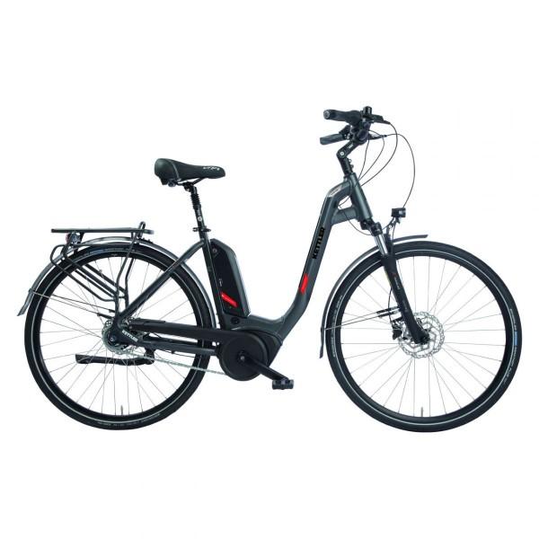 Damen E-Bike City Traveller E-Gold RT