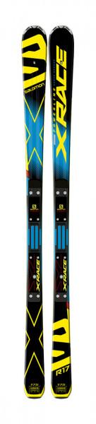 Race Ski X-Race + Bindung 2015/16