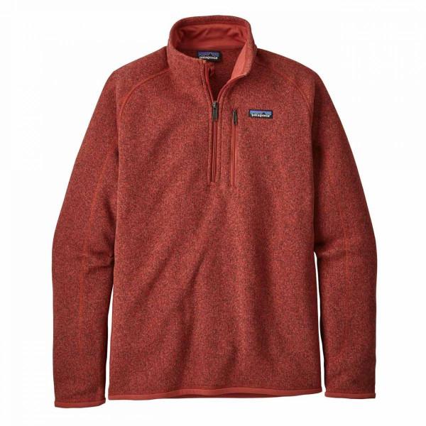 Herren Fleecepullover Better Sweater 1/4 Zip