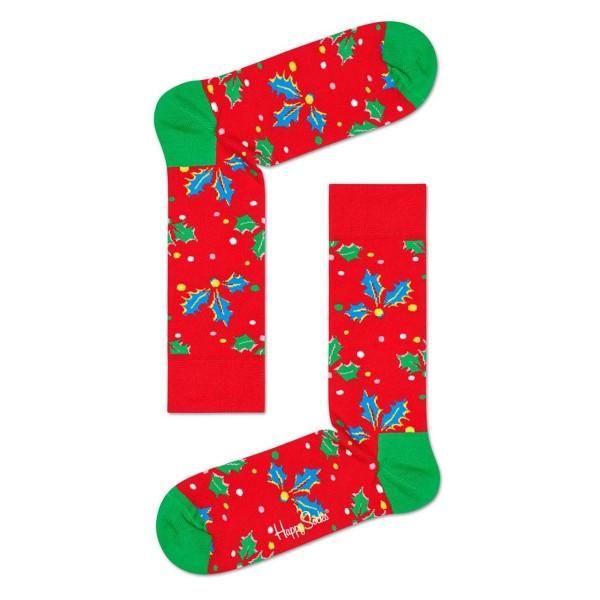 Socken Holly Weihnachtssocken