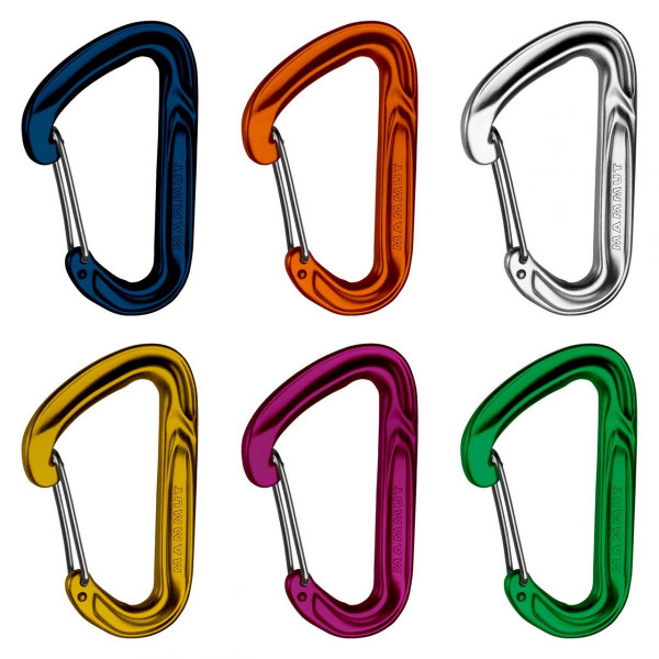 Karabiner Wall Light Sixpack