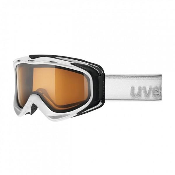 Skibrille G.GL 300p weiß