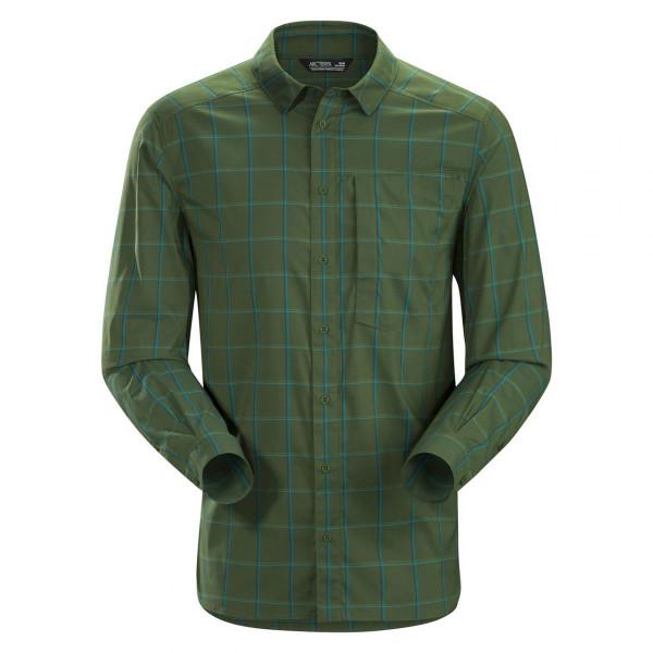Herren Hemd Riel Shirt LS