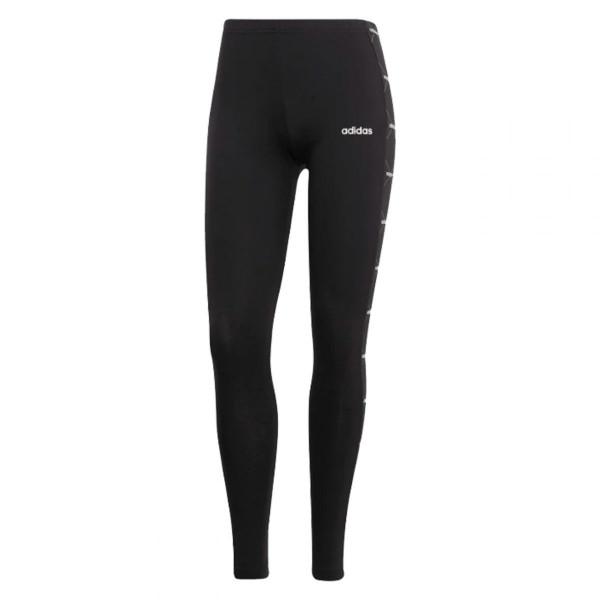 Damen Sporthose Linear Graphic Leggings