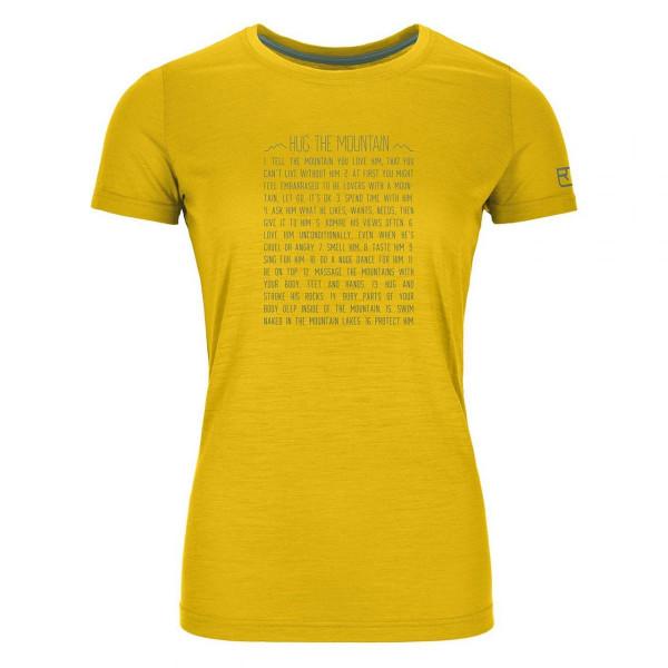 Damen Wandershirt 150 Cool Rules T-Shirt Merino