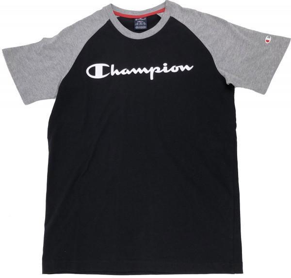 Herren Shirt Crewneck T-Shirt