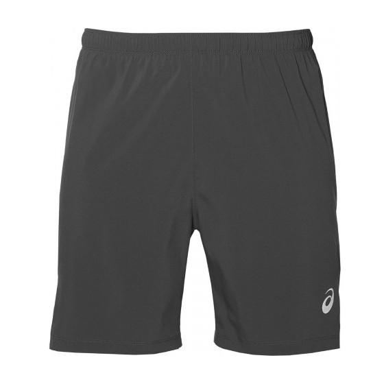 "Herren Shorts Silver 7"" 2-in-1"