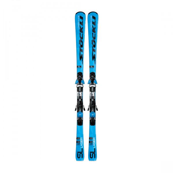 Slalom Ski Laser SL + Bindung 2017/18