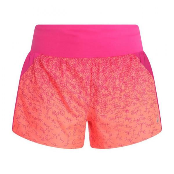 Damen Laufhose 3.5 IN Print Shorts