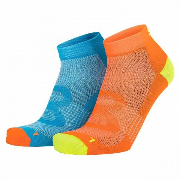 Füßlinge Sport Color Edition 2 Farben