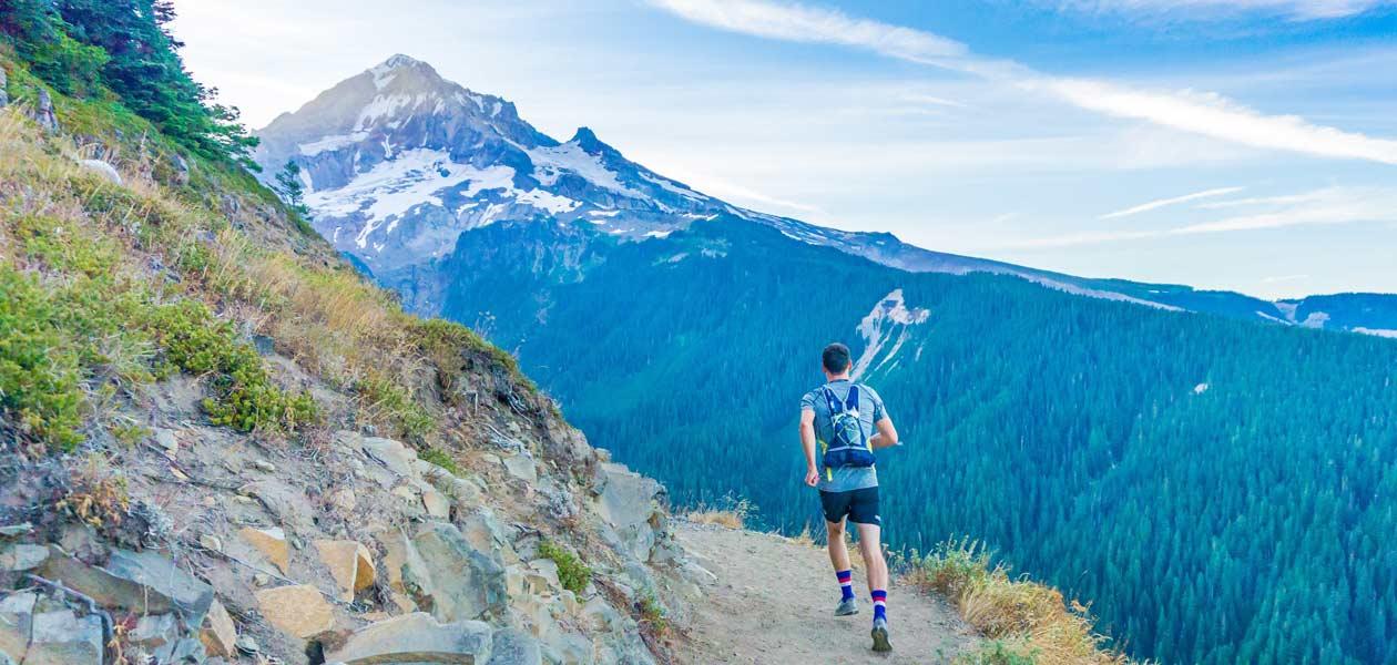 Läufer Trail Running Ausrüstung Intersport Wohlleben