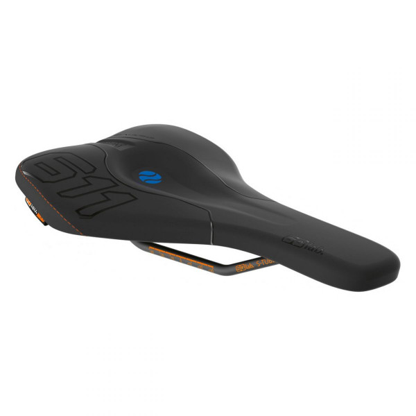 Mountainbikesattel 611 Ergowave active - 13cm