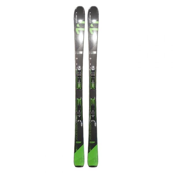 Allmountain Ski Amphibio 11 TI + Bindung 2018/19