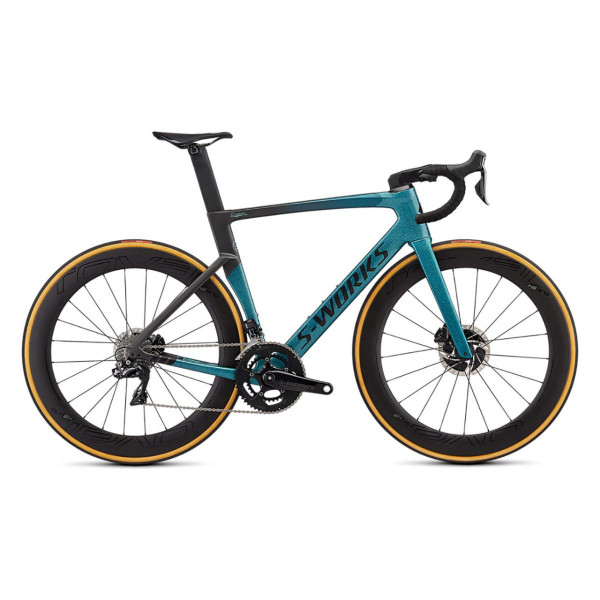 Rennrad S-Works Venge DI2 Disc Sagan Collection