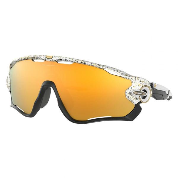 Herren Sportbrille Jawbreaker™ Metallic Splatter Collection
