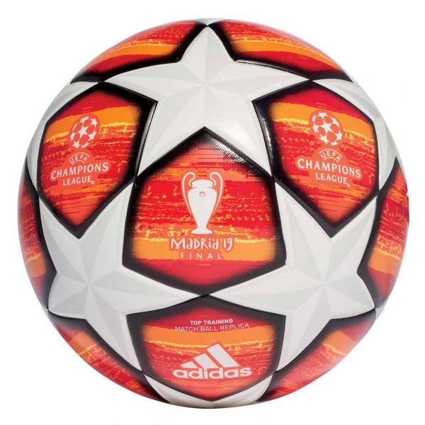 Fußball Final Madrid 19 Top Training